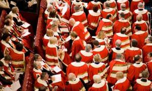 There are five black men in the House of Lords and a further 34 men and women of ethnic minorities, making the Lords just over 5% non-white. That the House of Lords is more diverse than football management should be a wake-up call for football of the kind that members of the Lords themselves often require in the mid-afternoon when it's their turn to speak.